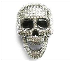 Skull belt Buckle