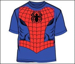 Spiderman T Shirt