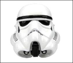 Star Wars Belt Buckle